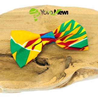 -Barette nœud papillons